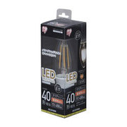 LDC3L-G-E17-FC [LED電球 E17口金 電球色 450lm(40W形相当) 密閉器具対応 調光器非対応 クリア]