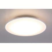 CL12DL-5.0CF [LEDシーリングライト 12畳用 調光10段階 調色11段階 クリアフレーム リモコン付]