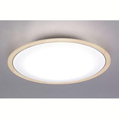 CL8DL-5.0WF-U [LEDシーリングライト 8畳用 調光10段階 調色11段階 木調フレーム ナチュラル リモコン付]