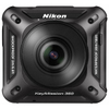 4K対応の全方位360°動画撮影モデルも!ニコン初のアクションカメラ「KeyMission(キーミッション)」シリーズ