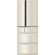 NR-F502V-N [トップユニット冷蔵庫 (501L・フレンチドア) 6ドア エコナビ搭載 Vタイプ シャンパン]