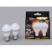 LDA3L-H-E17-2T32P [LED電球 E17 25W相当2P 電球色]