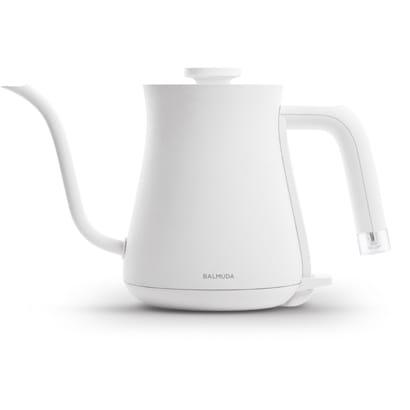 K02A-WH [電気ケトル BALMUDA The Pot ホワイト]