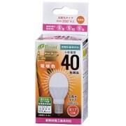 LDA4L-G-E17IH21 [LED電球 ミニクリタイプ 40形相当 E17口金 電球色]