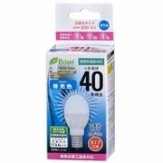 LDA4D-G-E17IH21 [LED電球 ミニクリタイプ 40形相当 E17口金 昼光色]