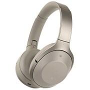 MDR-1000X C [ワイヤレスノイズキャンセリングステレオヘッドセット Bluetooth/NFC/LDAC/ハイレゾ音源対応 グレーベージュ]
