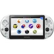 PlayStation Vita Wi-Fiモデル シルバー [PS Vita本体 PCH-2000ZA25]