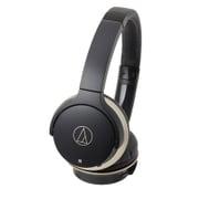 ATH-AR3BT BK [ワイヤレスヘッドホン Bluetooth対応 ブラック]