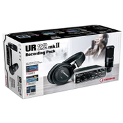UR22mkII Recording Pack