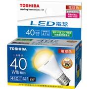 LDA4L-H-E17/S/40W [LED電球 ミニクリプトン形 断熱材施工器具対応 下方向タイプ 小形電球40W形相当]