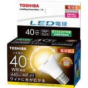 LDA4L-G-E17/S/40W [LED電球 ミニクリプトン形 断熱材施工器具対応 広配光タイプ 小形電球40W形相当]