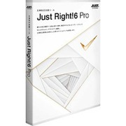 Just Right!6 Pro 通常版 [Windowsソフト 文章校正支援ツール]