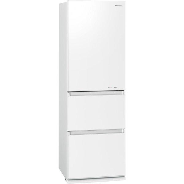 NR-C37FGM-W [ノンフロン冷凍冷蔵庫 (365L・右開き) 3ドア エコナビ搭載 スノーホワイト]