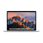 MacBook Pro 15インチ Touch Bar モデル 2.6GHzクアッドコアIntel Core i7プロセッサ SSD256GB シルバー [MLW72J/A]