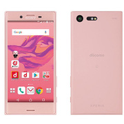 Xperia X Compact SO-02J (P) [スマートフォン ソフトピンク]