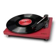 Compact LP Burgundy [アナログ レコードプレーヤー]