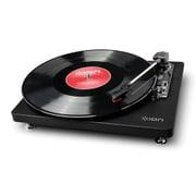 Compact LP Black [アナログ レコードプレーヤー]