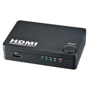 AV-S03S-K [HDMIセレクター 3ポート 黒]