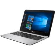 X556UA-7500 [VivoBook 15.6型ワイド/Core i7-7500U/メモリ 8GB/256G SSD/DVDスーパーマルチドライブ/Windows 10 Home 64ビット/KINGSOFT Office Standard/ダークブルー]