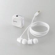 LBT-C/PHP01AVWH [Bluetooth オーディオレシーバー イヤホン付 カジュアル ホワイト]
