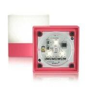 ENV002040110 [エネヴューキューブ スイスデザイン LED 多機能 インテリアライト グローピンク]