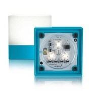 ENV002030110 [エネヴューキューブ スイスデザイン LED 多機能 インテリアライト アースブルー]