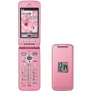 らくらくホン F-02J ピンク [携帯電話]