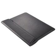 TR-MBP1613-BS-SBK [MacBook Pro 13インチ USB Type-Cモデル BookSleeve 薄型スリーブケース シュリンクブラック]
