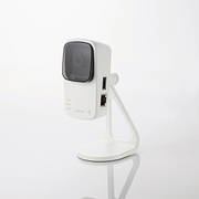 NCC-EWF100RMWH2 [300Mbps/11n/中継器機能+microSDスロット+マイク機能搭載 無線ネットワークカメラ]