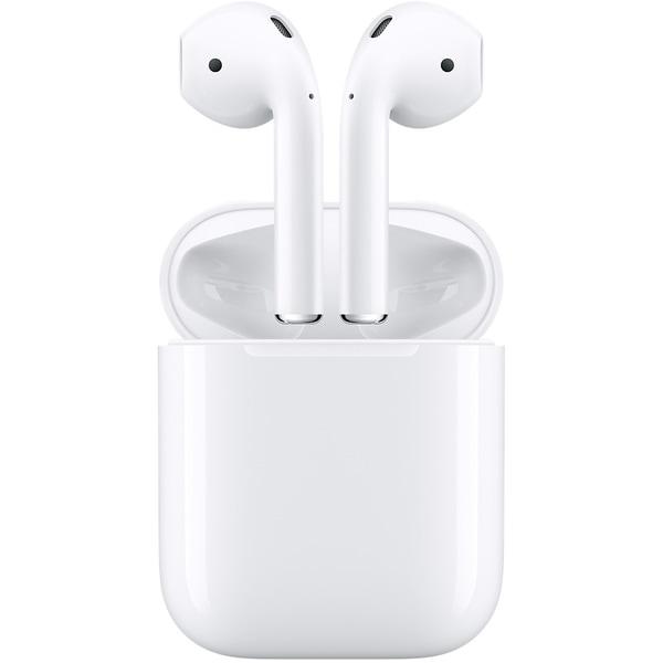 MMEF2J/A [AirPods(エアポッド) ワイヤレスヘッドフォン Bluetooth接続]