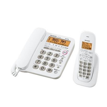 JD-G32CL [デジタルコードレス電話 子機1台 ホワイト系]