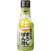 まる生おろしぽん酢 360ml [ぽん酢しょうゆ]