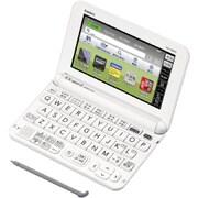 XD-G4900WE [電子辞書 EX-word(エクスワード) XD-Gシリーズ 高校生・上位モデル 170コンテンツ収録 ホワイト]