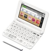 XD-G3800WE [電子辞書 EX-word(エクスワード) XD-Gシリーズ 中学生モデル 140コンテンツ収録 ホワイト]