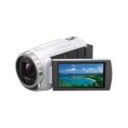 HDR-CX680 W [デジタルHDビデオカメラレコーダー Handycam(ハンディカム) ホワイト]