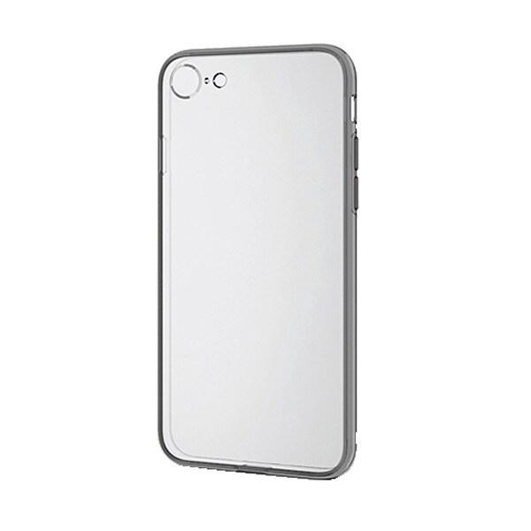 PMCA16MHVCKBK [iPhone7 極みシリーズ ハイブリッドケース 極み 高硬度 ブラック iPhone7用ケース]