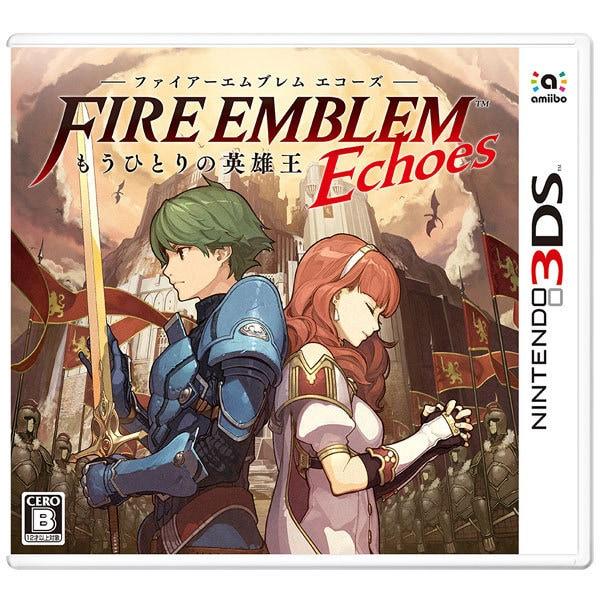 ファイアーエムブレム Echoes もうひとりの英雄王 [3DSソフト]