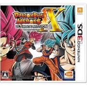ドラゴンボールヒーローズ アルティメットミッションX [3DSソフト]