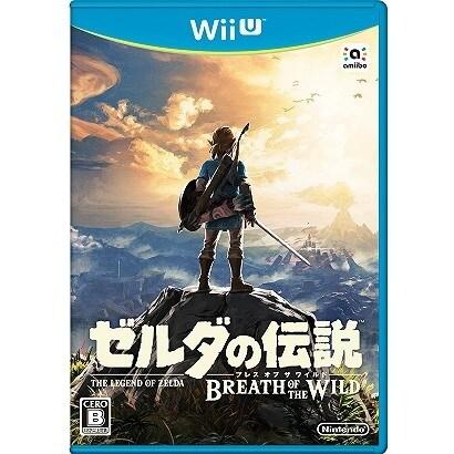 ゼルダの伝説 ブレス オブ ザ ワイルド [Wii Uソフト]