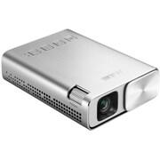 ZenBeam E1 [ポケットLEDプロジェクター 150ml 6000mAhバッテリー内蔵 HDMI(MHL)対応 シルバー]