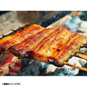 201q07593 鹿児島産 炭火焼うなぎ 約80g×10食