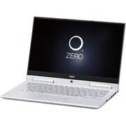 PC-HZ550GAS [LAVIE Hybrid ZERO HZ550/GAシリーズ/13.3型ワイド/Core i5-7200U(2.5GHz)/SSD 256GB/メモリ4GB/Windows 10 Home 64ビット/office H&B Premium プラス Office 365 サービス/ムーンシルバー]