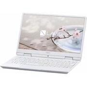 PC-NM350GAW [LAVIE Note Mobile NM350/GAシリーズ/11.6型ワイド/Core m3-7Y30(1.0GHz)/SSD 128GB/メモリ4GB/ドライブレス/Windows 10 Home 64ビット/Office H&B Premium プラス Office 365 サービス/パールホワイト]