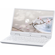 PC-NM550GAW [LAVIE Note Mobile NM550/GAシリーズ/11.6型ワイド/Core i5-7Y54(1.2GHz)/SSD 256GB/メモリ4GB/ドライブレス/Windows 10 Home 64ビット/Office H&B Premium プラス Office 365 サービス/パールホワイト]