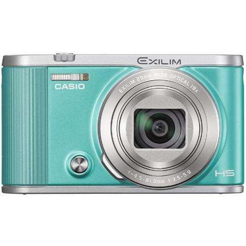 EX-ZR1800BE [コンパクトデジタルカメラ EXILIM(エクシリム) ブルー]