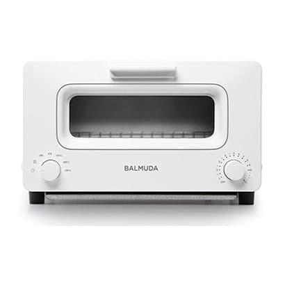 K01E-WS [BALMUDA The Toaster (バルミューダ ザ・トースター) ホワイト×シルバー]