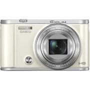 EX-ZR3200WE [コンパクトデジタルカメラ EXILIM(エクシリム) ZRシリーズ ホワイト]