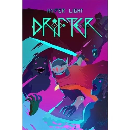 Hyper Light Drifter(ハイパーライトドリフター) [PS4ソフト]