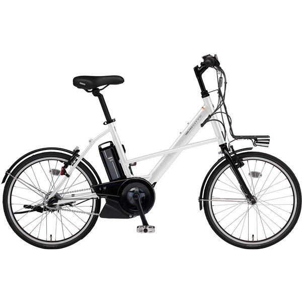 PA20CGX7J [電動アシスト自転車 PAS CITY-X 20型 内装3段変速 クリスタルホワイト]