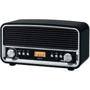 SAD-7221/K [ホームラジオ ワイドFM対応 ブラック]